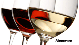 china stemware supplier