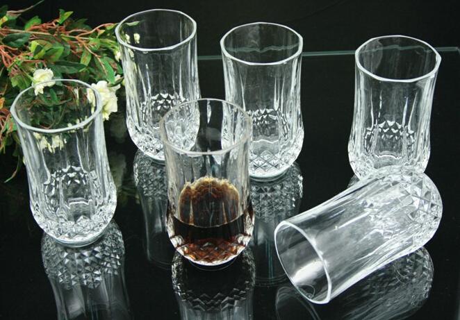 Verschil tussen kristalglas en gewoon glas