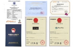 China Certificate factory