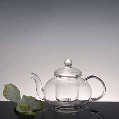 Double cup teapot