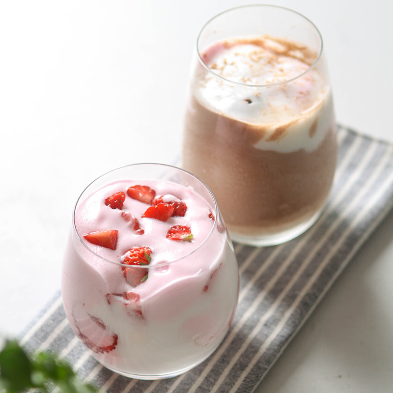 smoothies glass
