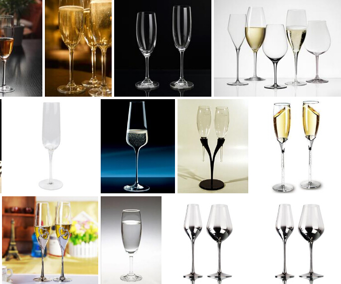 where to buy champagne flutes
