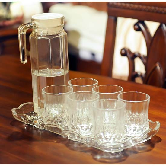 cold water pot set