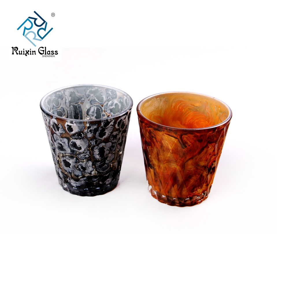 glass tea light holders supplier