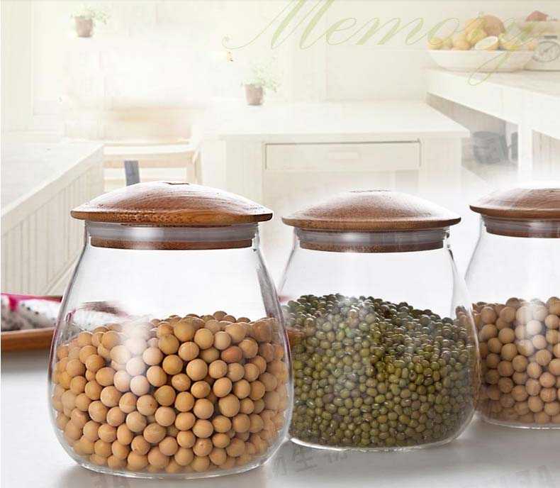 cheap glass jars with lids