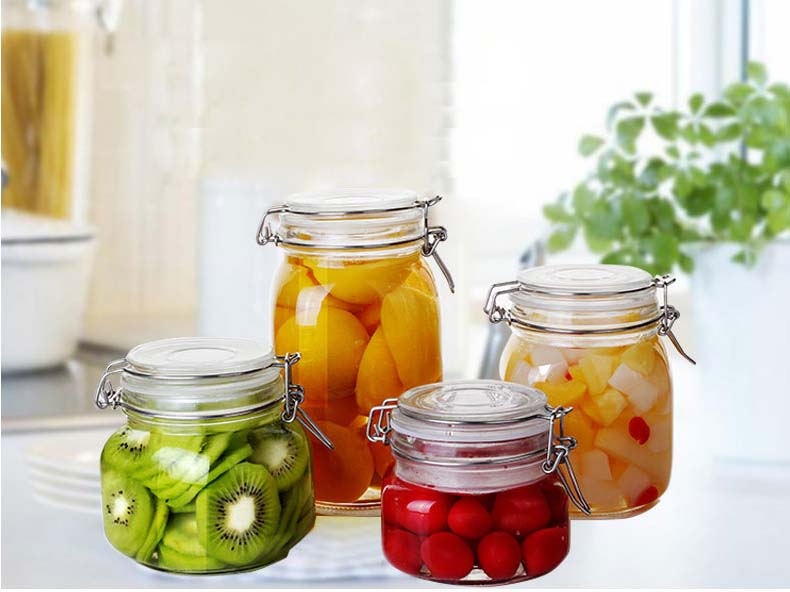 glass spice jars supplier