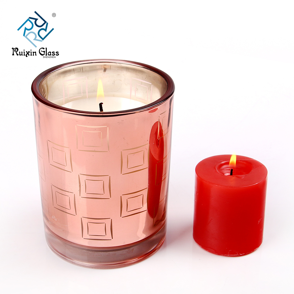 glass pillar candle holders manufacturer
