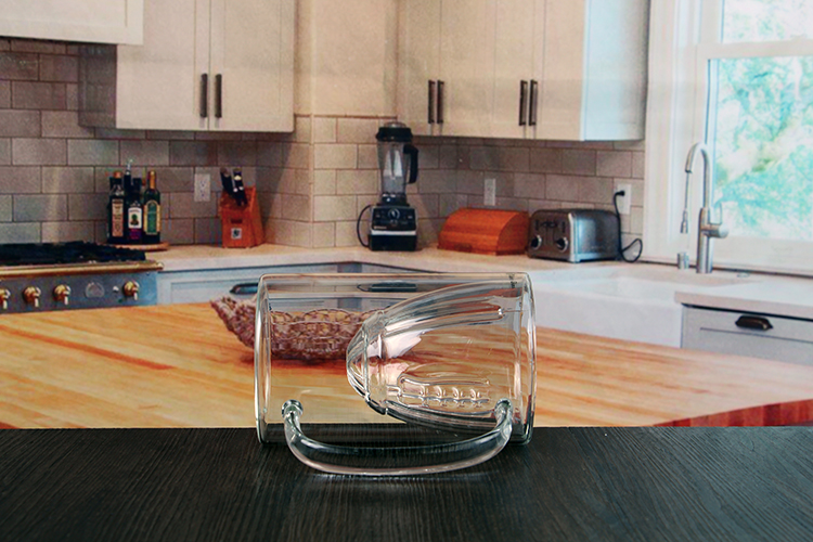 Bodum glass cups