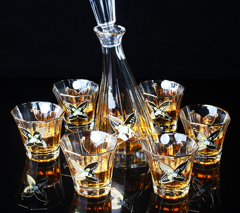 whiskey glass sets