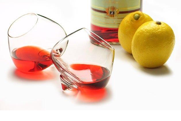 China Glassware Companies Stemless Brandy Glasses Manufacturer