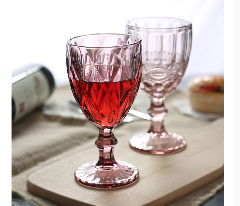 colored glass shot glasses supplier