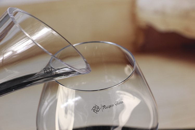 Crystal Wine Decanter With Handle