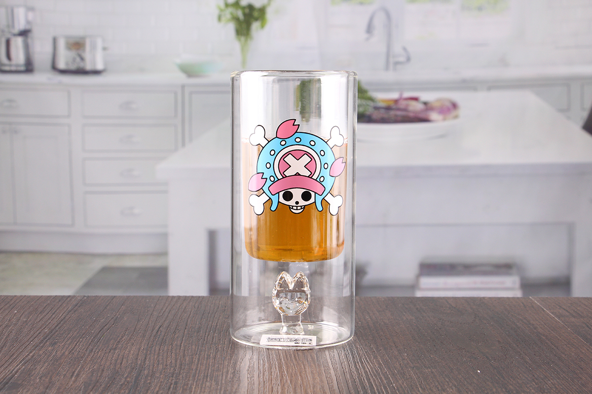 Glass Double Wall Tumbler