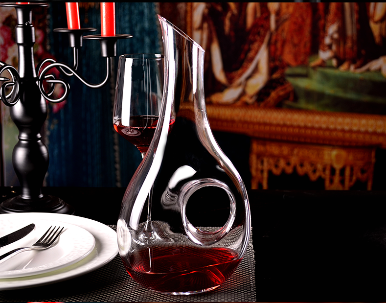 glass decanter supplier