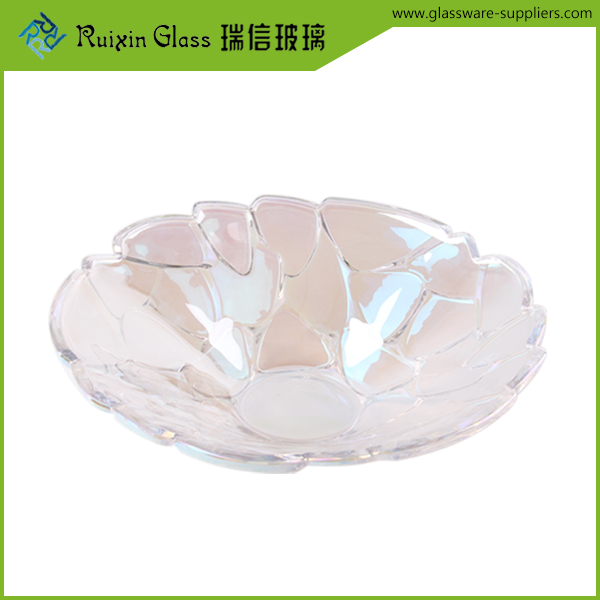 Stones Splicing Shaped Fruit Plates