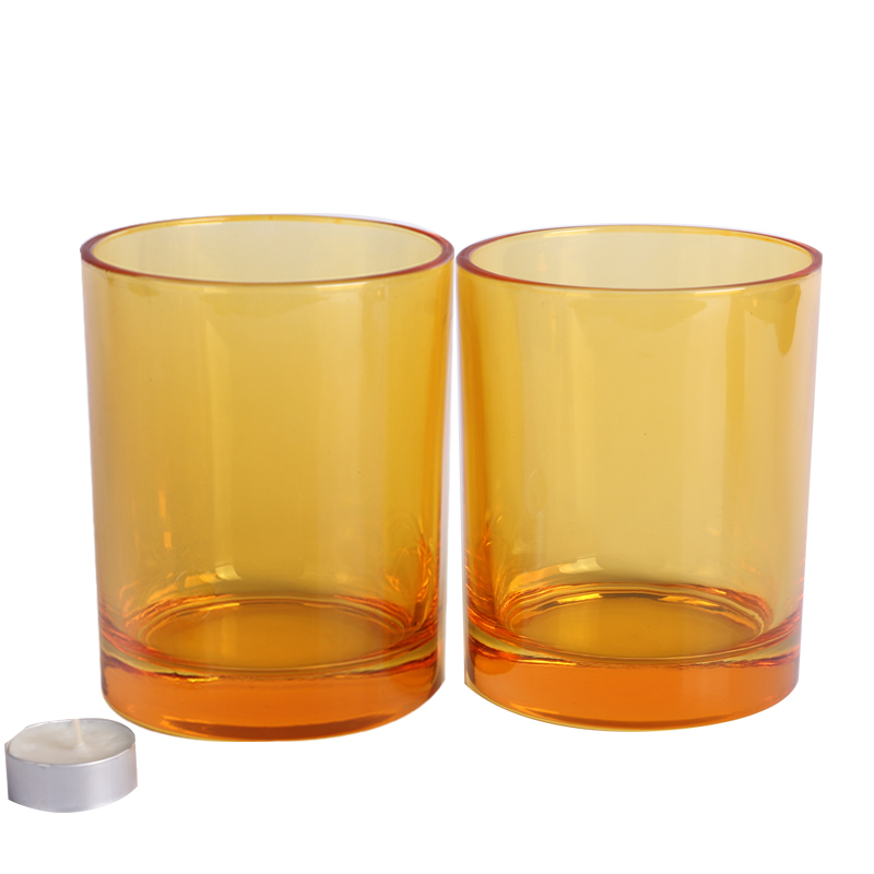 CD042 Glass Hurricane Candle Holder Wholesale
