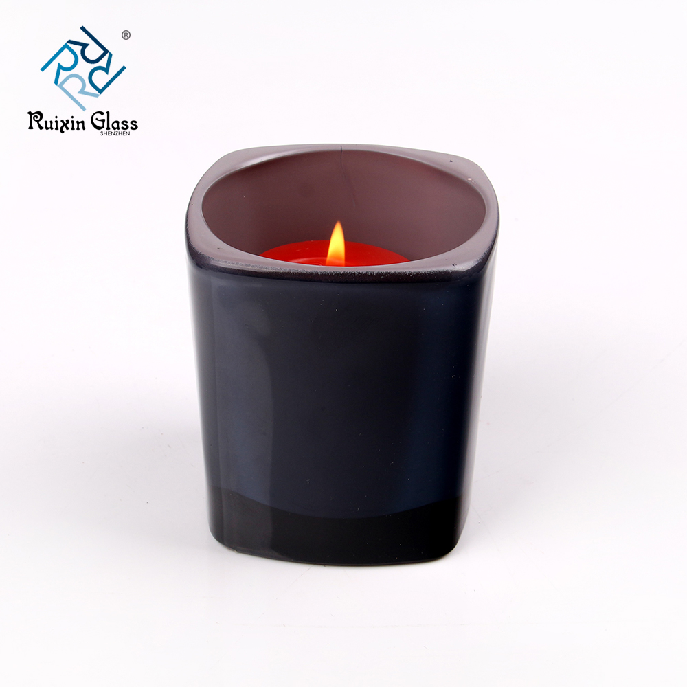 wholesale grey candle holders