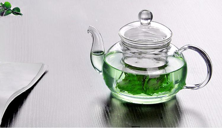 China Glass Teapot Set Supplier