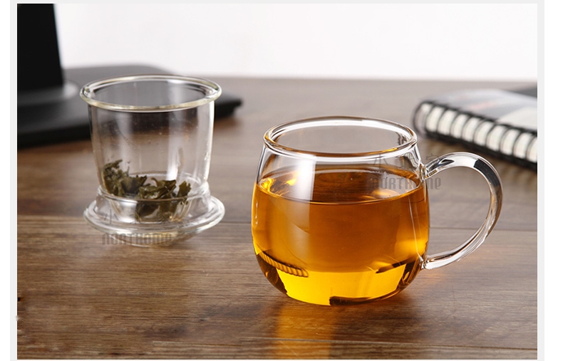 glass tea mugs