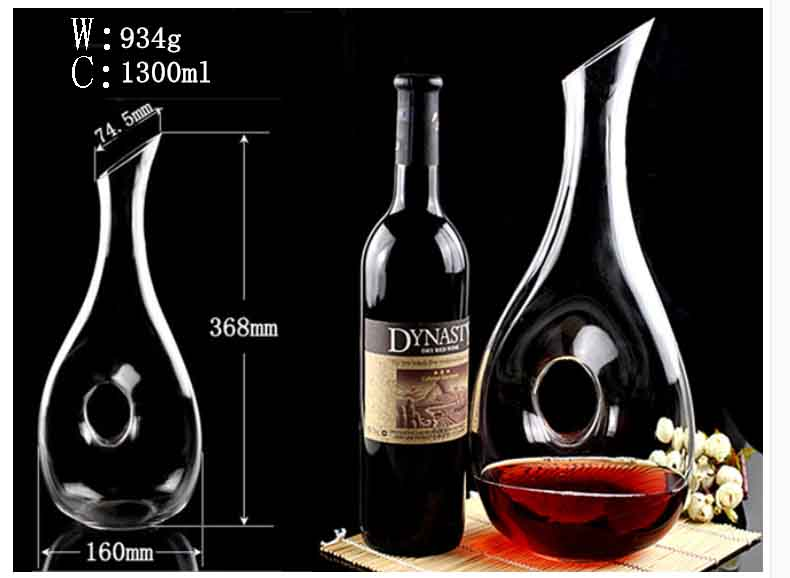 High Quality Red Wine Decanters Suppliers