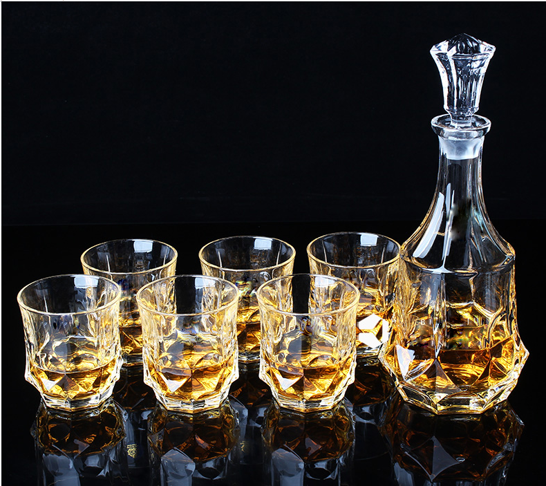 unusual whisky glasses