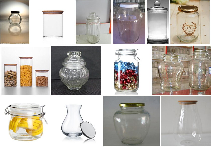 glass jar & jug manufacturer wholesale