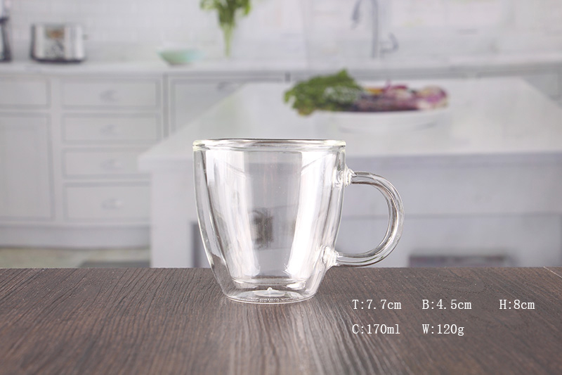 Double Walled Coffee Mugs