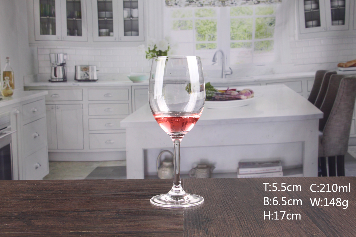 Bulk Crystal Wine Glass