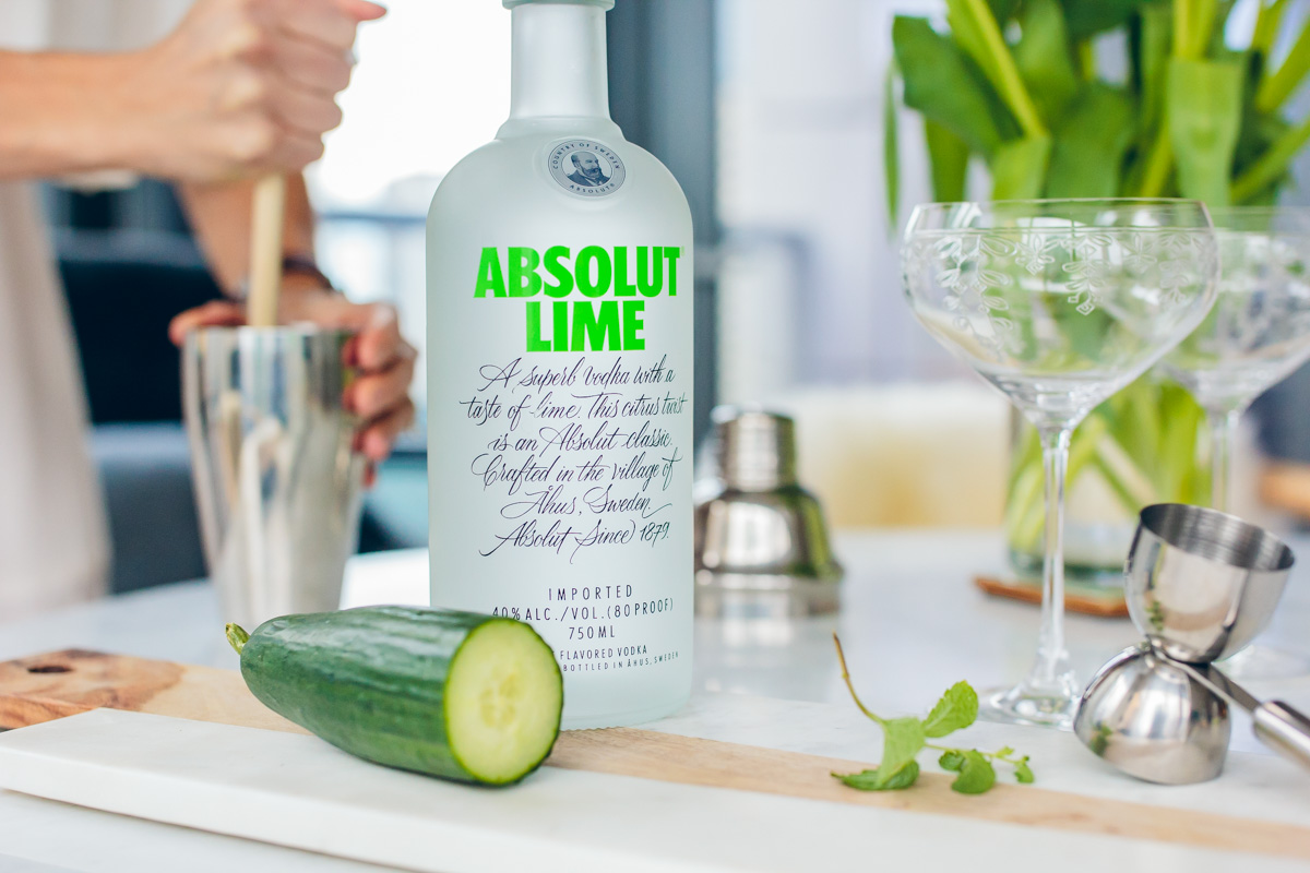 Absolut Vodka how to drink? What cup is best to drink?