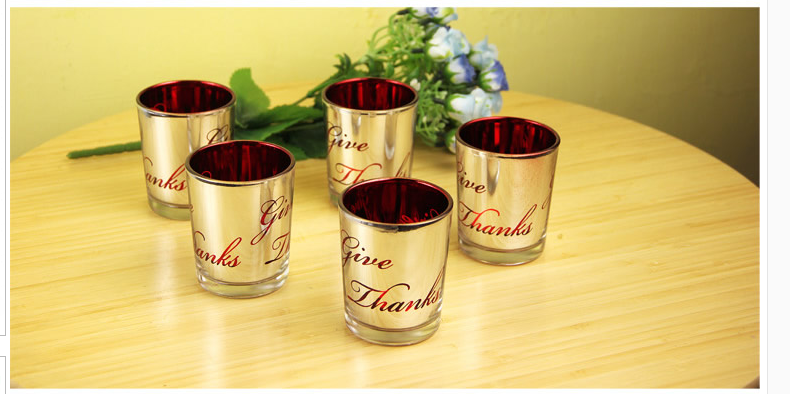Glass candle holder, Glass candle holder suppliers and manufacturer