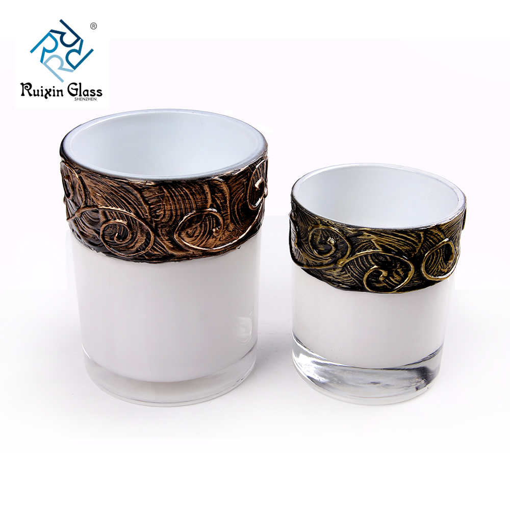 wholesale white candle holder sets