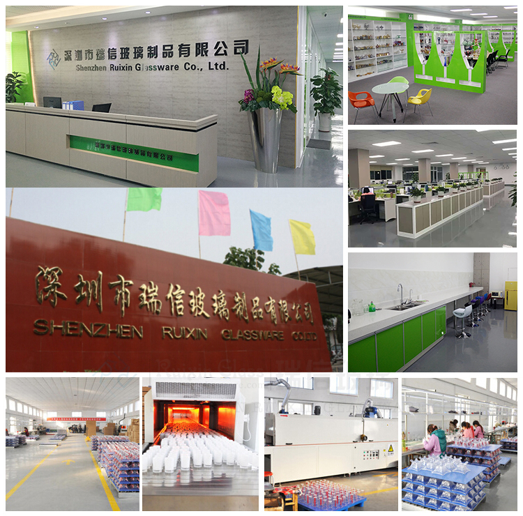Chinese glassware suppliers-Ruixinglass