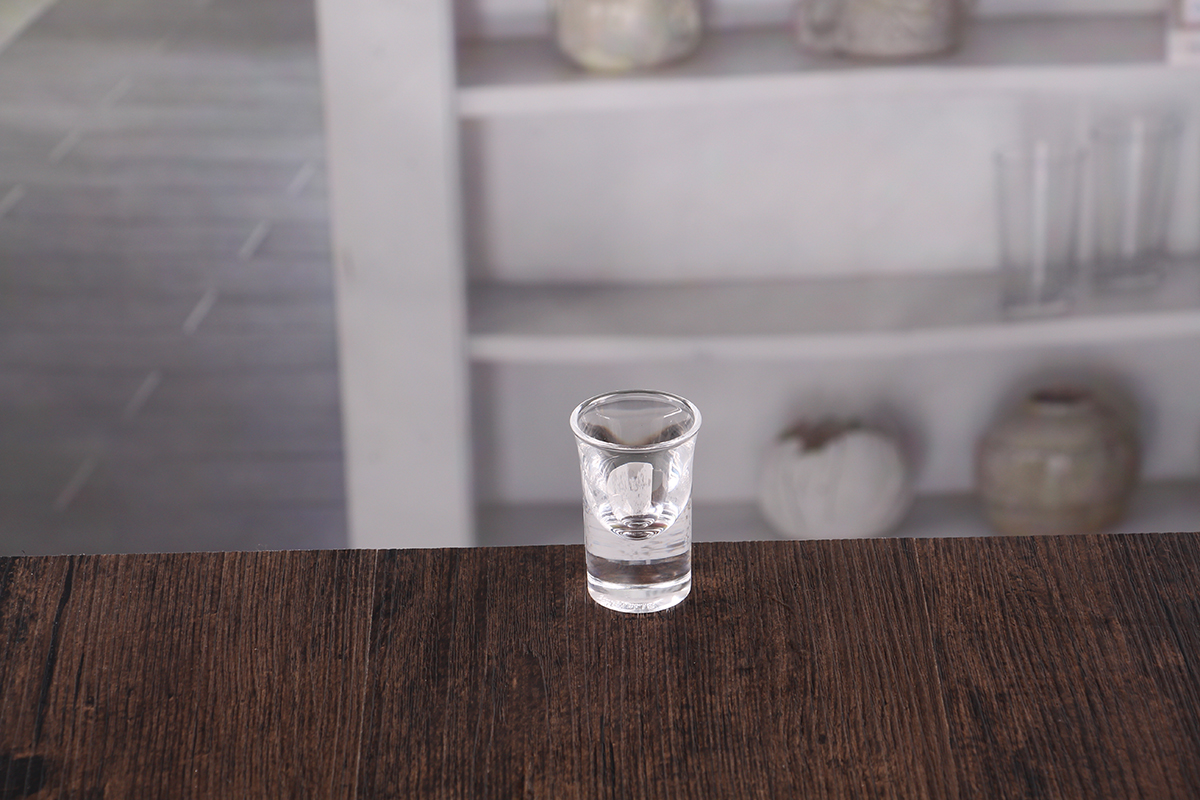 0.4 oz Wedding Shot Glasses