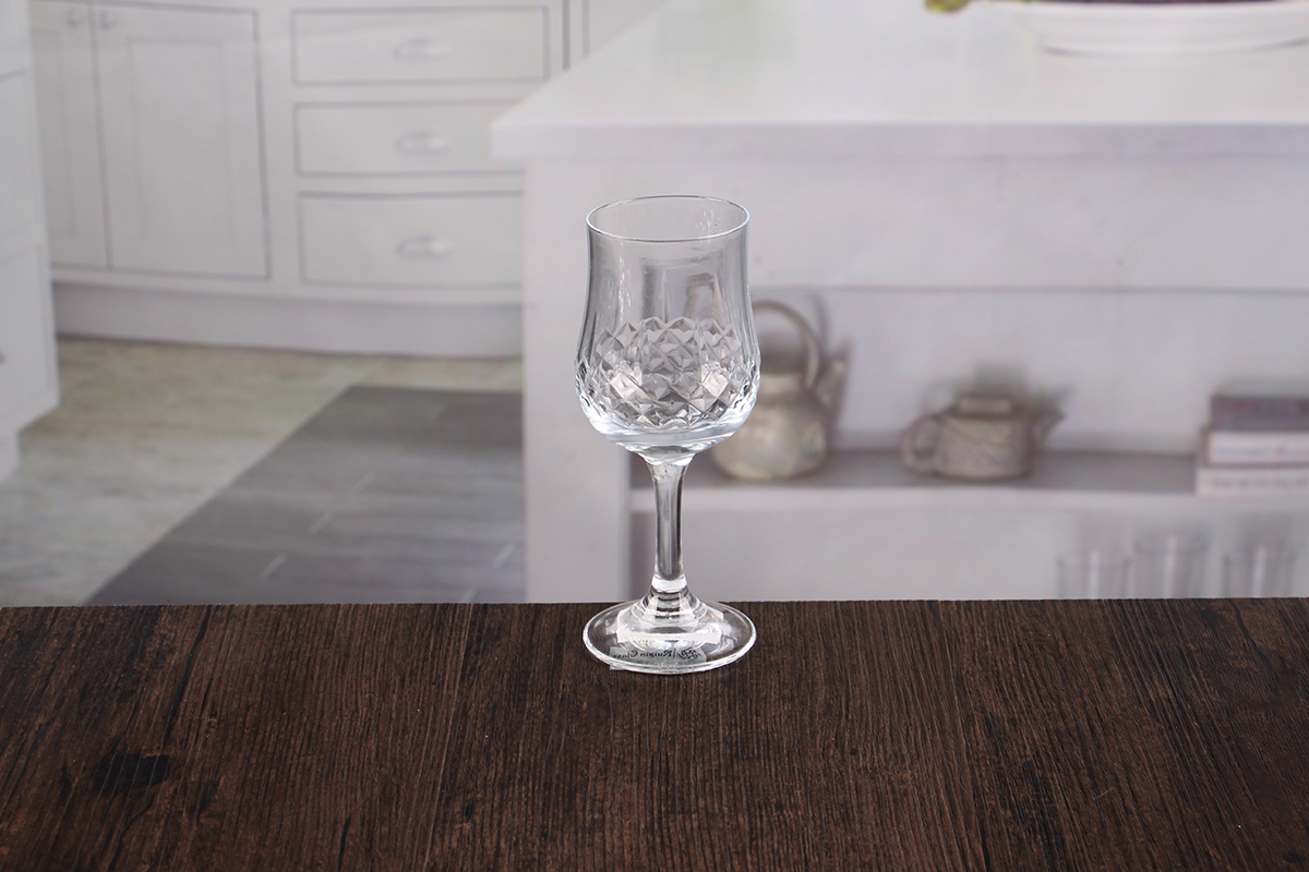 Short Wine Glass Set