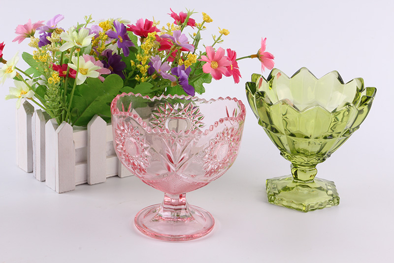 cold drink glass bowl