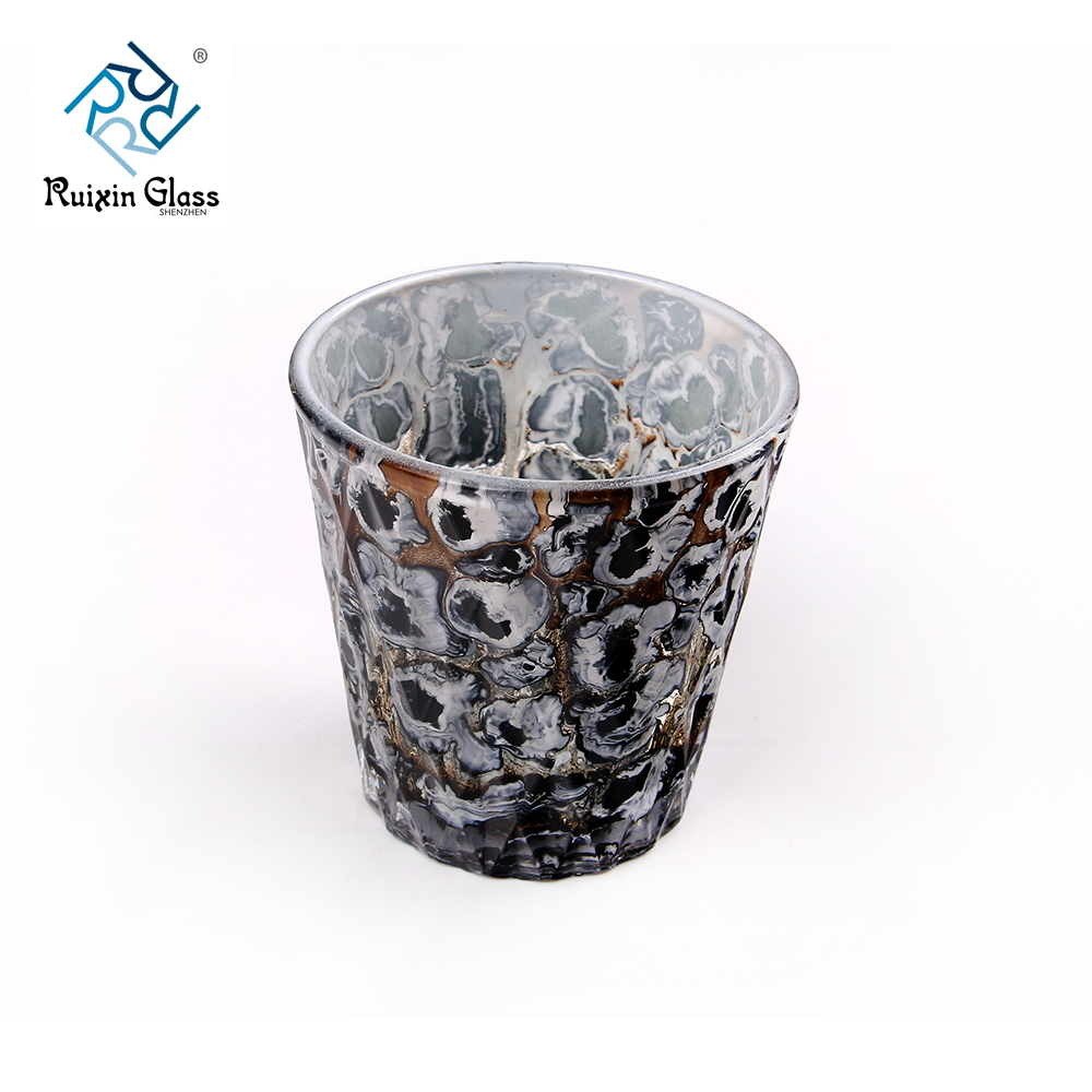 glass tea light holders