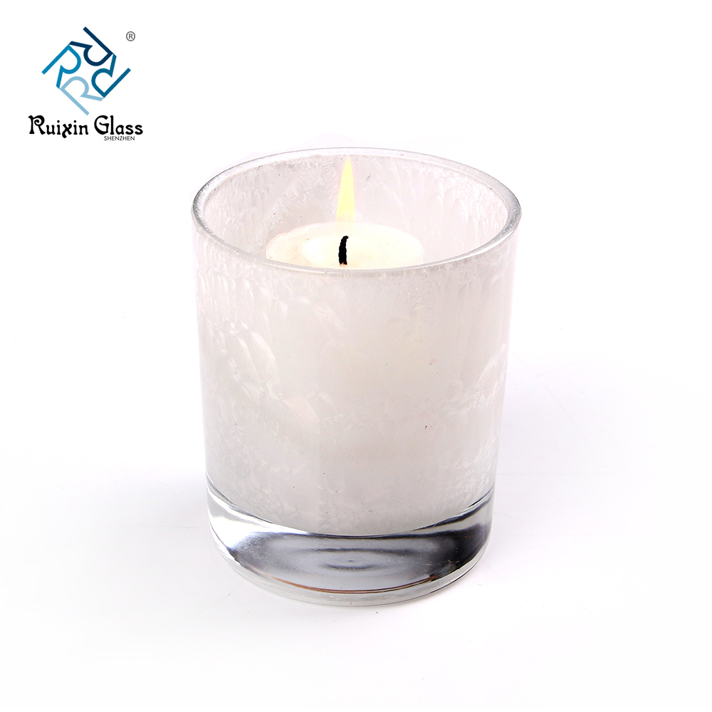 Chinese factory wholesale white candle holder sets