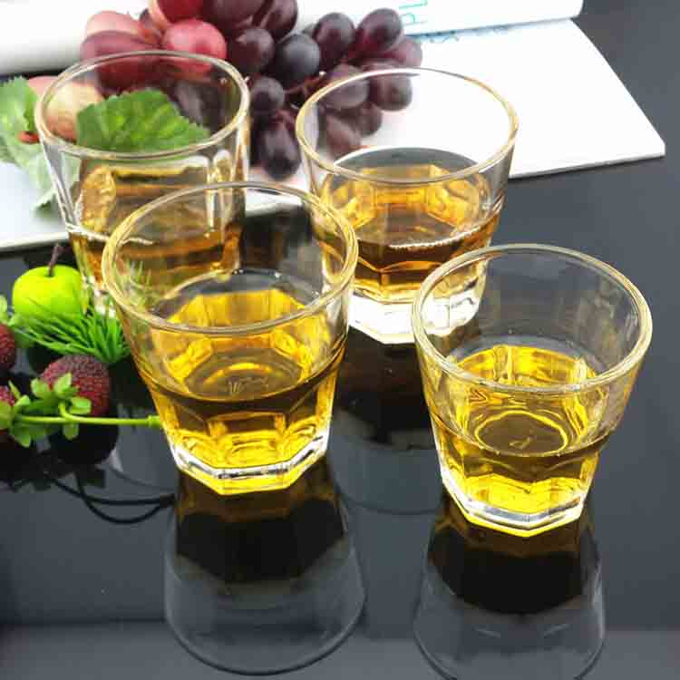 small whisky glasses