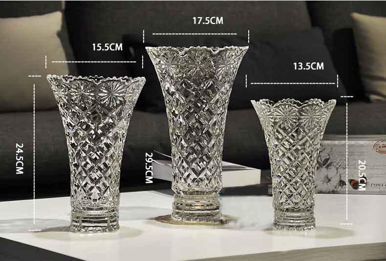 White Glass Vase Wholesale