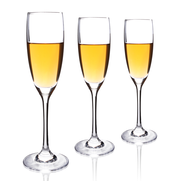 champagne glasses for wedding manufacturer