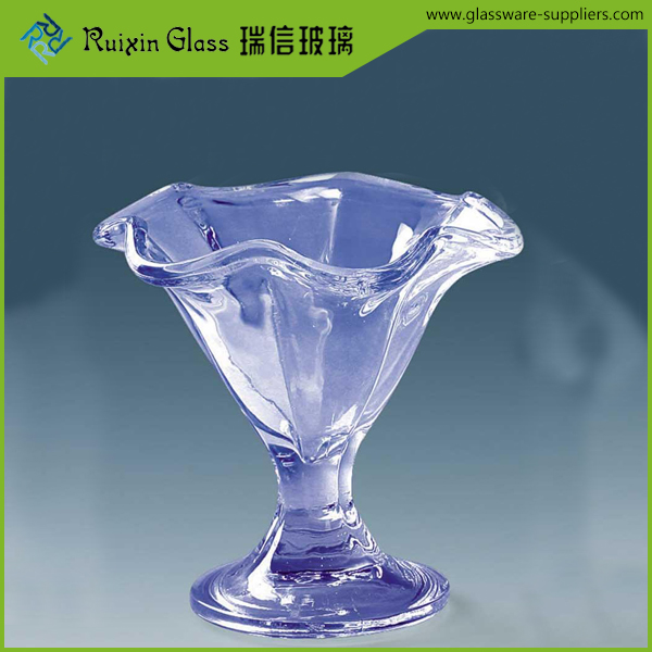 ice cream cup glass