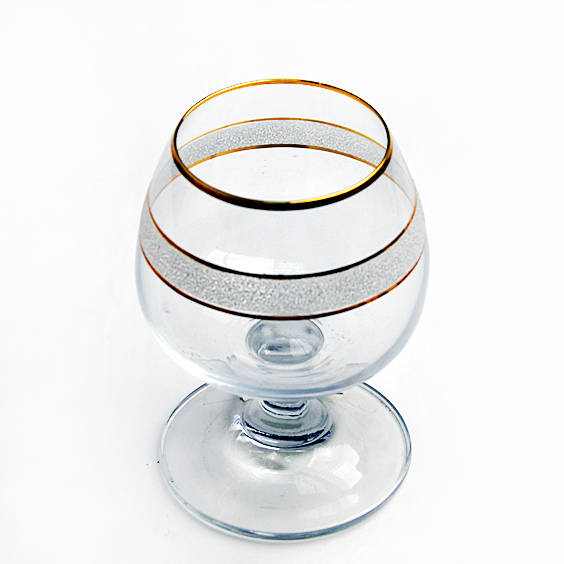 china manufacturer brandy glass