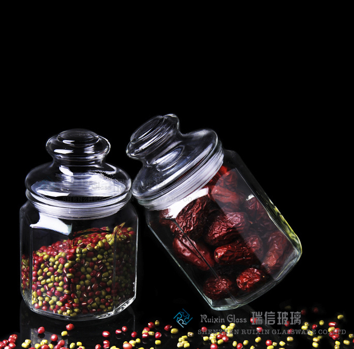 2016 china best selling small glass jars bottles supplier, and large glass jars wholesaler