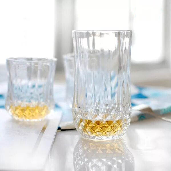 Whiskey drinking glasses