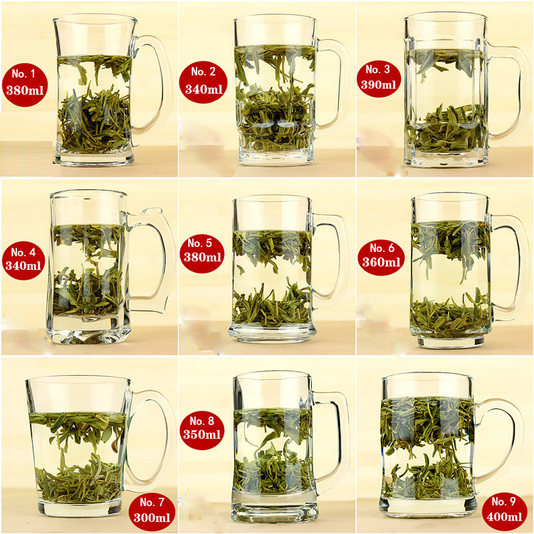 transparent tea cups wholesale