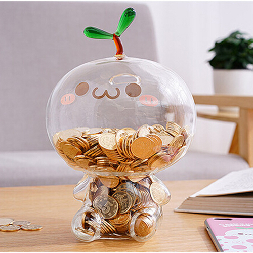 Cute Animal Shaped Money Jar