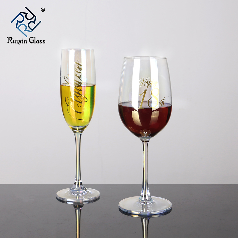 12 Wedding Wine Glasses Personalized Supplie