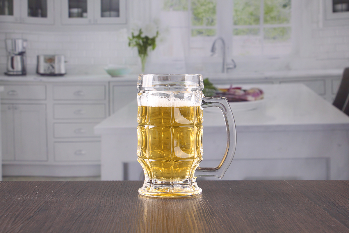 beer glasses in bulk