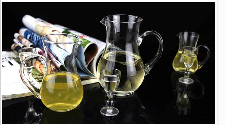 liquor decanter set