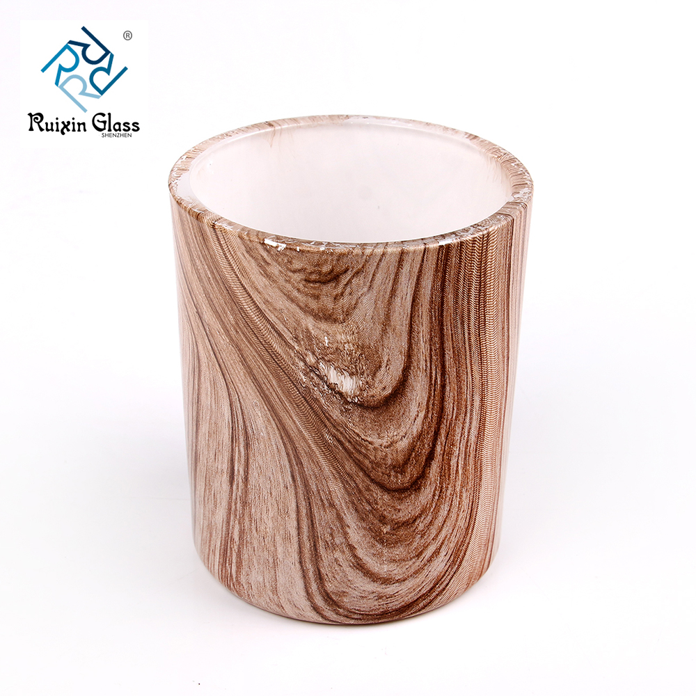Chinese factory wholesale wood candle holders wholesale